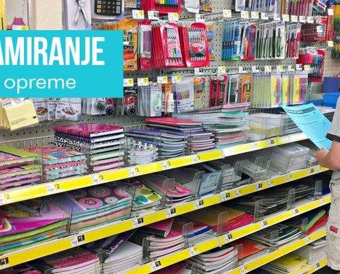 kako reklamirati prodavnicu skolske opreme