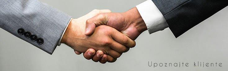 Upoznajte klijente