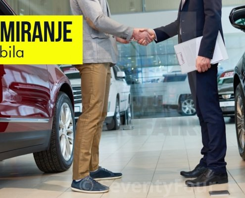 reklamiranje automobila