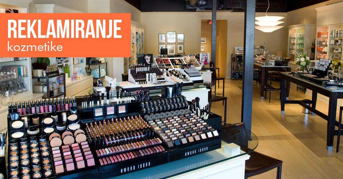 kako reklamirati prodaju kozmetike